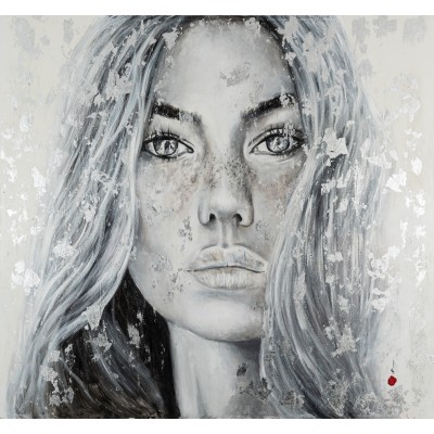 SOLD! - SILVER FACE